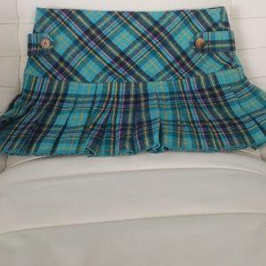Aeropostale pleated miniskirt. Size 5/6